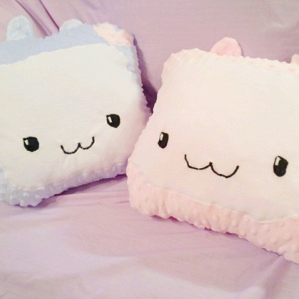 Alpaca pillow plushie prop custom handmade