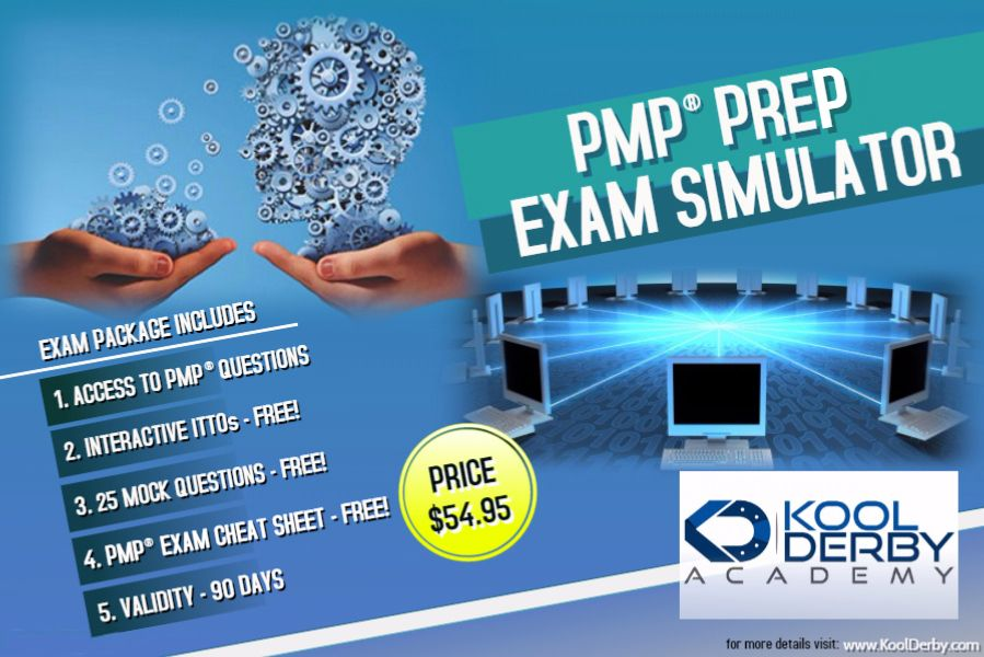 This Practice Test Course Provides The Access To Pmp Exam Simulator