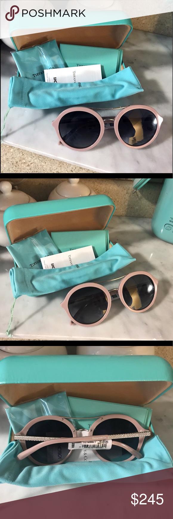 206c016591a5 Auth. Tiffany   Co.  399 New TF 4136 Sunglasses Authentic Tiffany ...