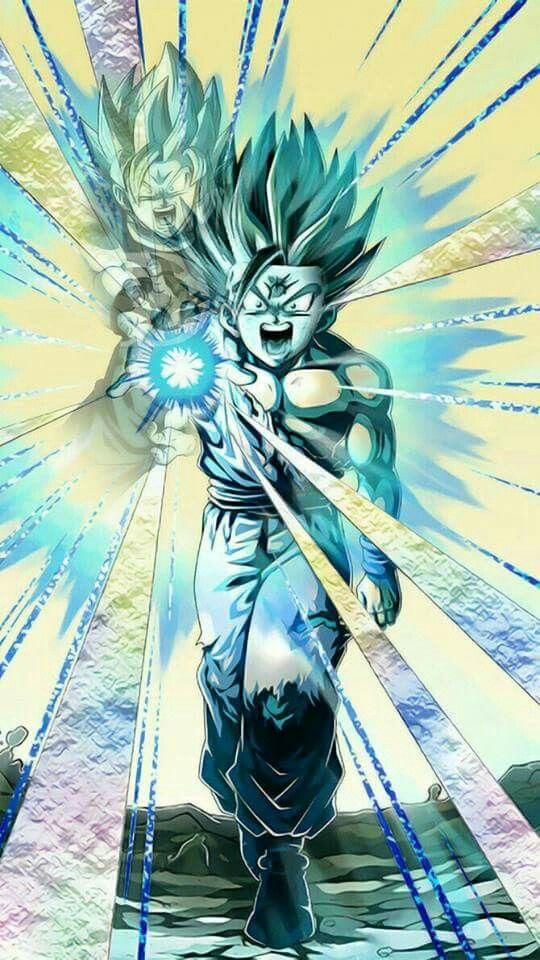 Goku-ssj-kamehameha