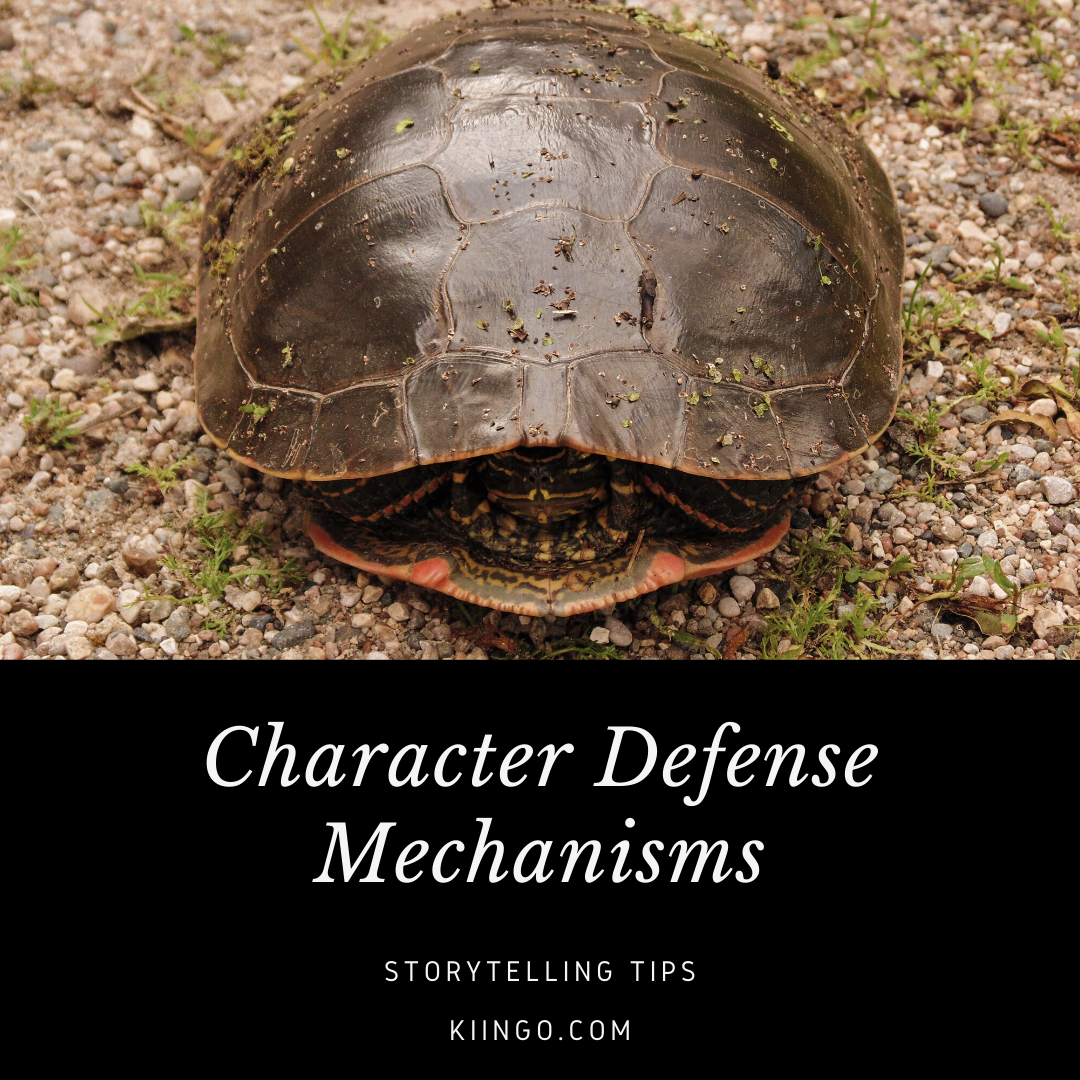 Character Defense Mechanisms In