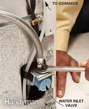 Upgrade Your Ice Maker Supply Line Diy Repair Home Fix Home Repair