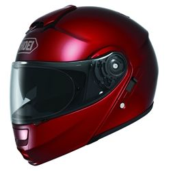 SHOEI : Neotec - Wine Red