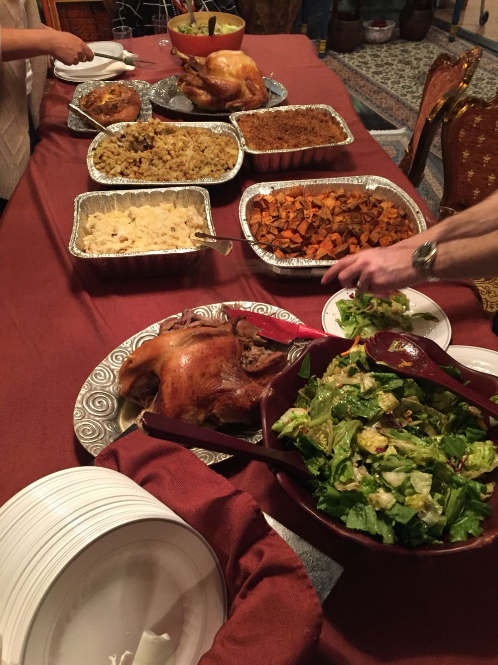 Hassidgiving