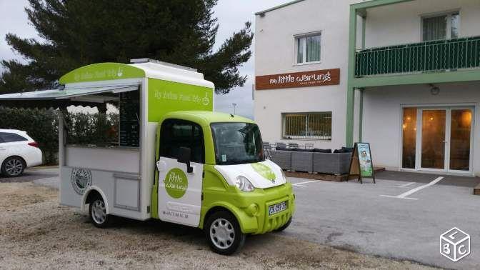 Préférence Camionnette Foodtruck Aixam Mega Commerce Ambulant | food truck  ZQ99