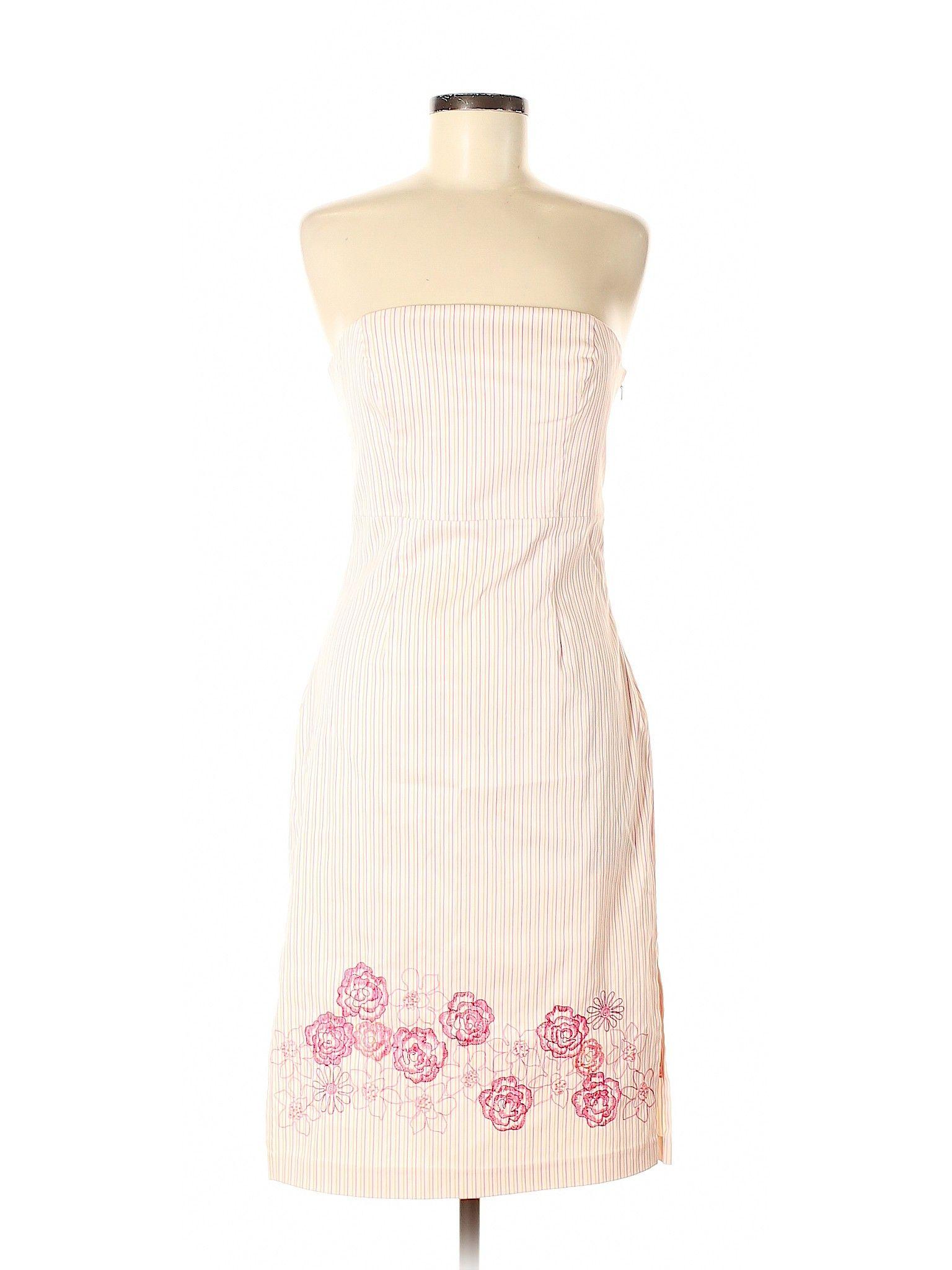 Express Casual Dress Sheath Pink Lace Dresses Used Size 6 Lace Pink Dress