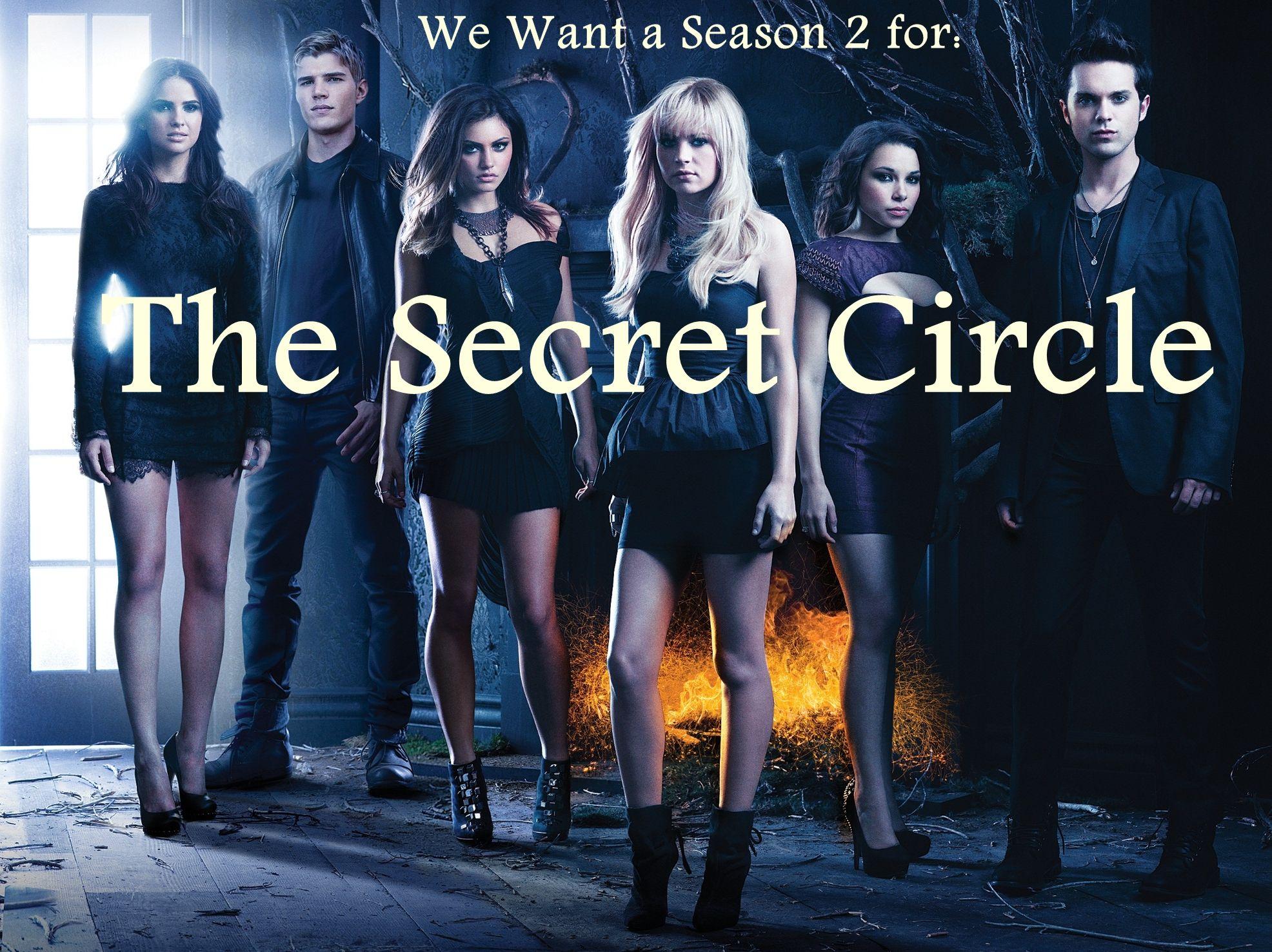 The Secret Circle Season 2 Season 2 For The Secret Circle