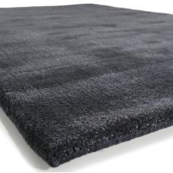 Photo of benuta Naturals Wollteppich Pure Dunkelblau 200×300 cm – Naturfaserteppich aus Wollebenuta.de