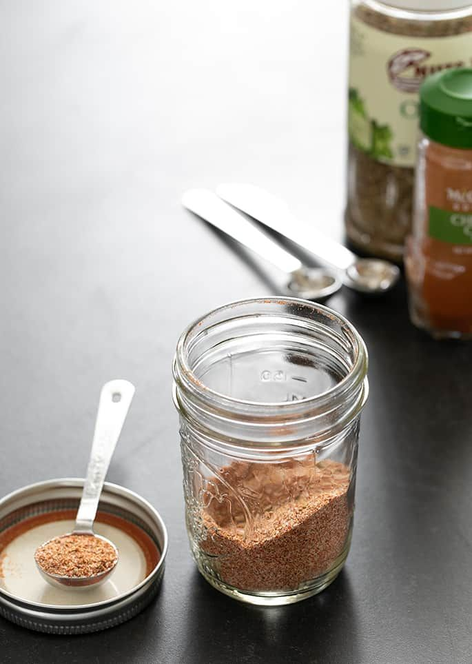 Gluten Free Taco Seasoning | Easy Homemade Recipe