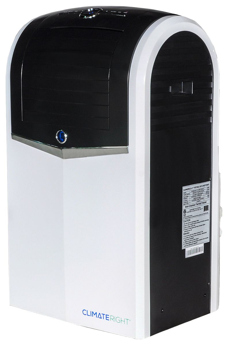 Climateright Cr13000pac Portable Indoor Air Conditioner And Heater Indoor Air Conditioner Indoor Air Indoor