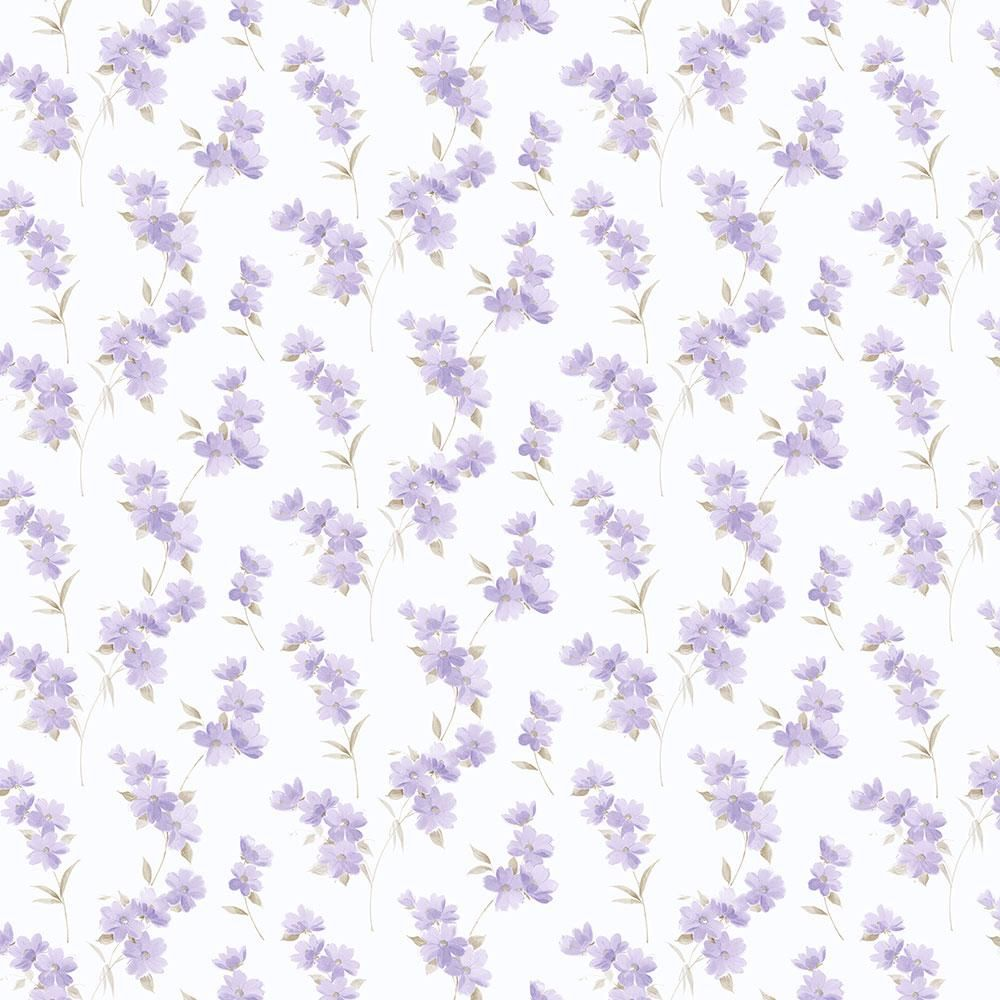 Norwall Dawn Floral Vinyl Peelable Roll (Covers 56 sq. ft.)-PR33850 - The Home Depot