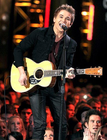 Hunter Hayes, cute little country singer