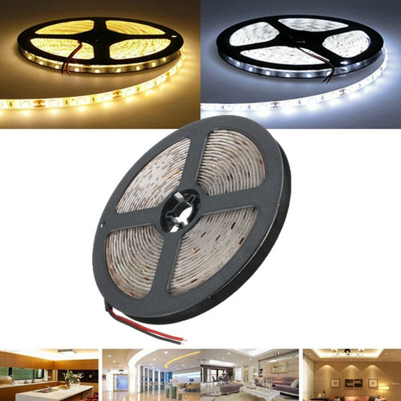 Flexible 300 Led Strip Light 12v Dc 5m Waterproof White Warm White Smd 5730 Tape Light 72w Led Flexible Strip Tape Lights Led Strip Lighting