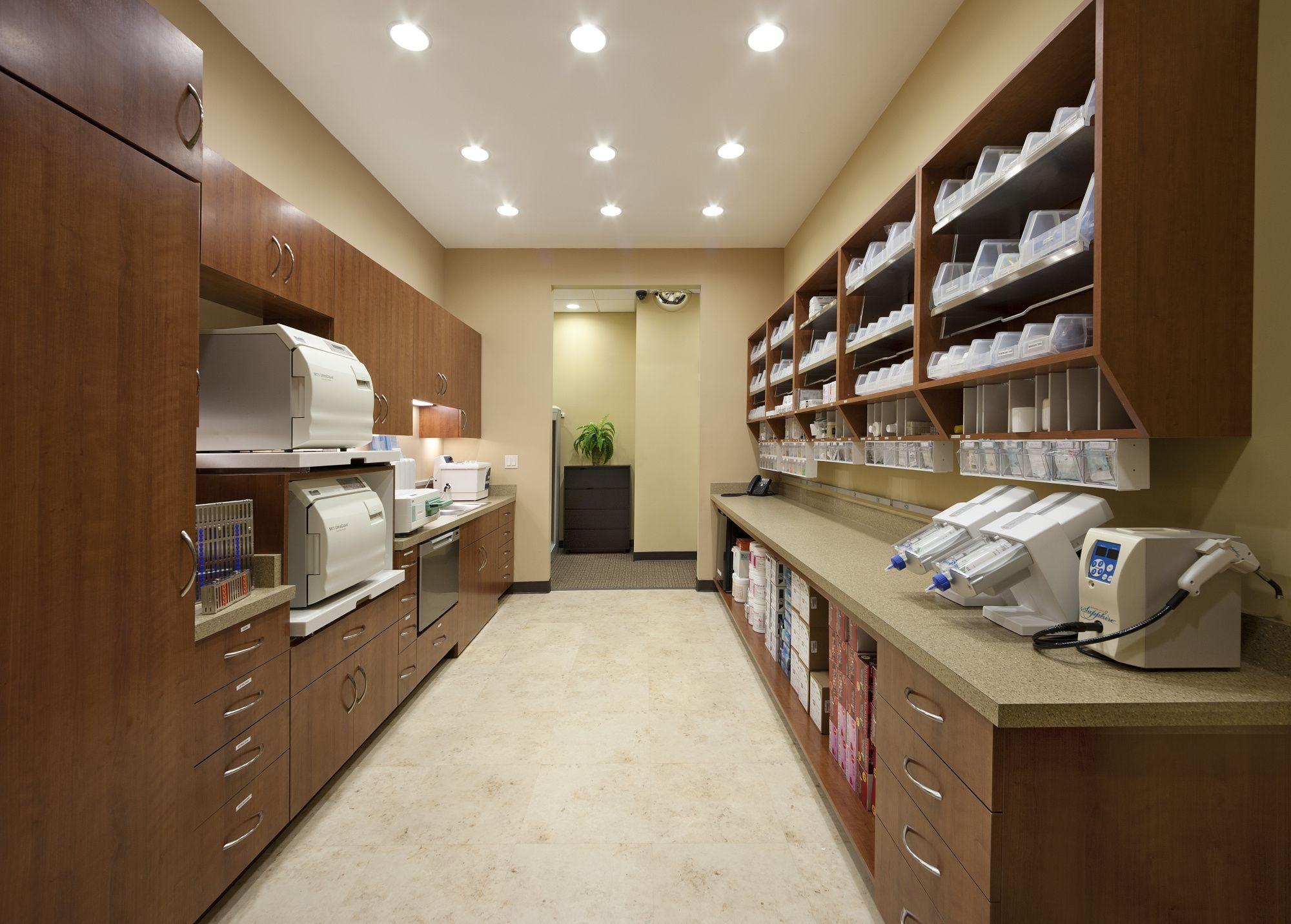 Lab u steril design ergonomics inc dental office pinterest