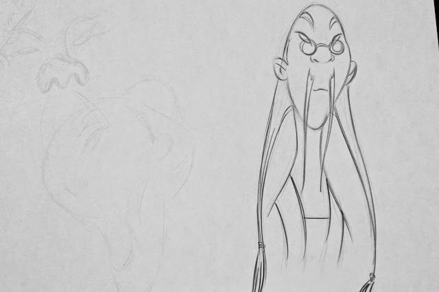 Animation Archives Archives - The Art of Aaron Blaise