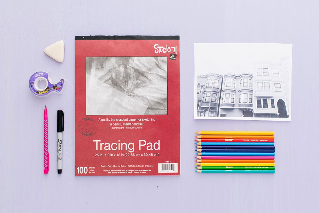 how to make coloring book pages from your instagrams via brit co