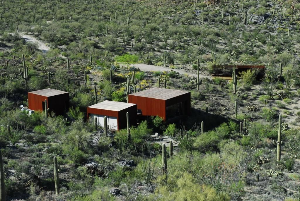 Image detail for -Rick Joy, Architect ~ Desert Nomad House | Robb Report Exceptional ...