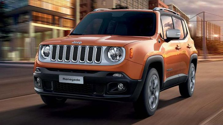 The Jeep Renegade A Subcompact Crossover Jeep Renegade Jeep