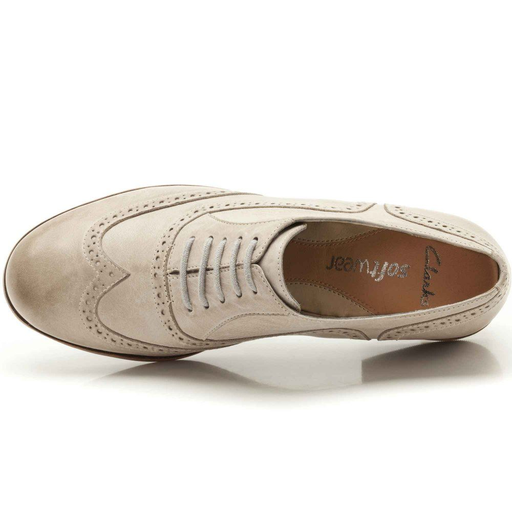 clarks brogues women | ... Shoes › Clarks › Clarks Hamble Oak Stone Leather