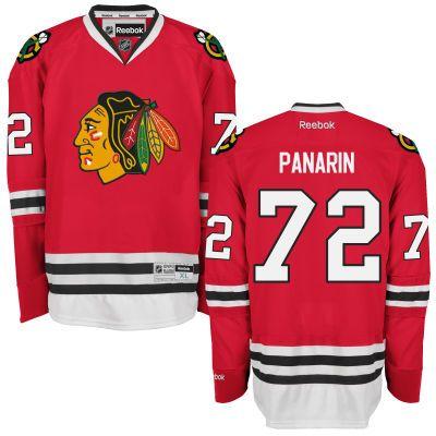 pretty nice 8752c 80667 Reebok Chicago Blackhawks Men's Premier Home Custom Jersey ...