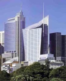 AURORA PLACE - Sydney Australia, by Renzo Piano