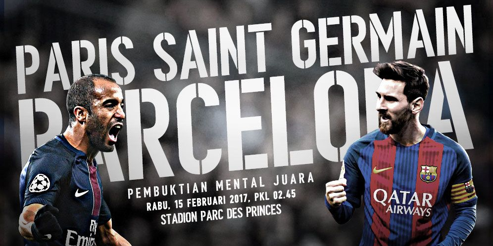 Prediksi Liga Champions Paris Saint Germain Psg Vs Barcelona Live Sctv Barcelona Psg Paris Saint Germain