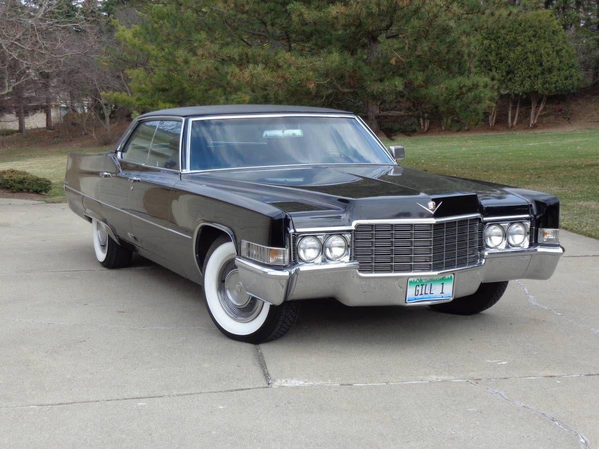 1969 Cadillac Sedan deVille for sale #1965026 - Hemmings Motor News