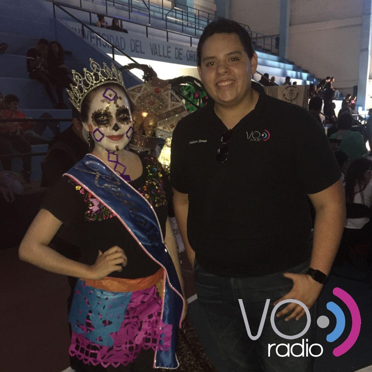 Escucha la entrevista con Gabriela Reina univo a través de http://www.univo.edu.mx/web/radio/ #SomosVORadio