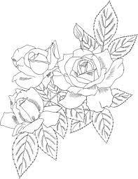 Resultado De Imagem Para Desenho De Rosas Vermelhas Para Colorir