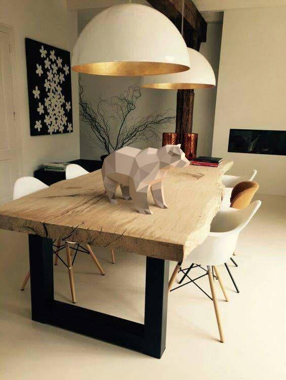 3d Create Your Own Room: BEAR DIY 3D Papercraft PDF Paper Sculpture Template