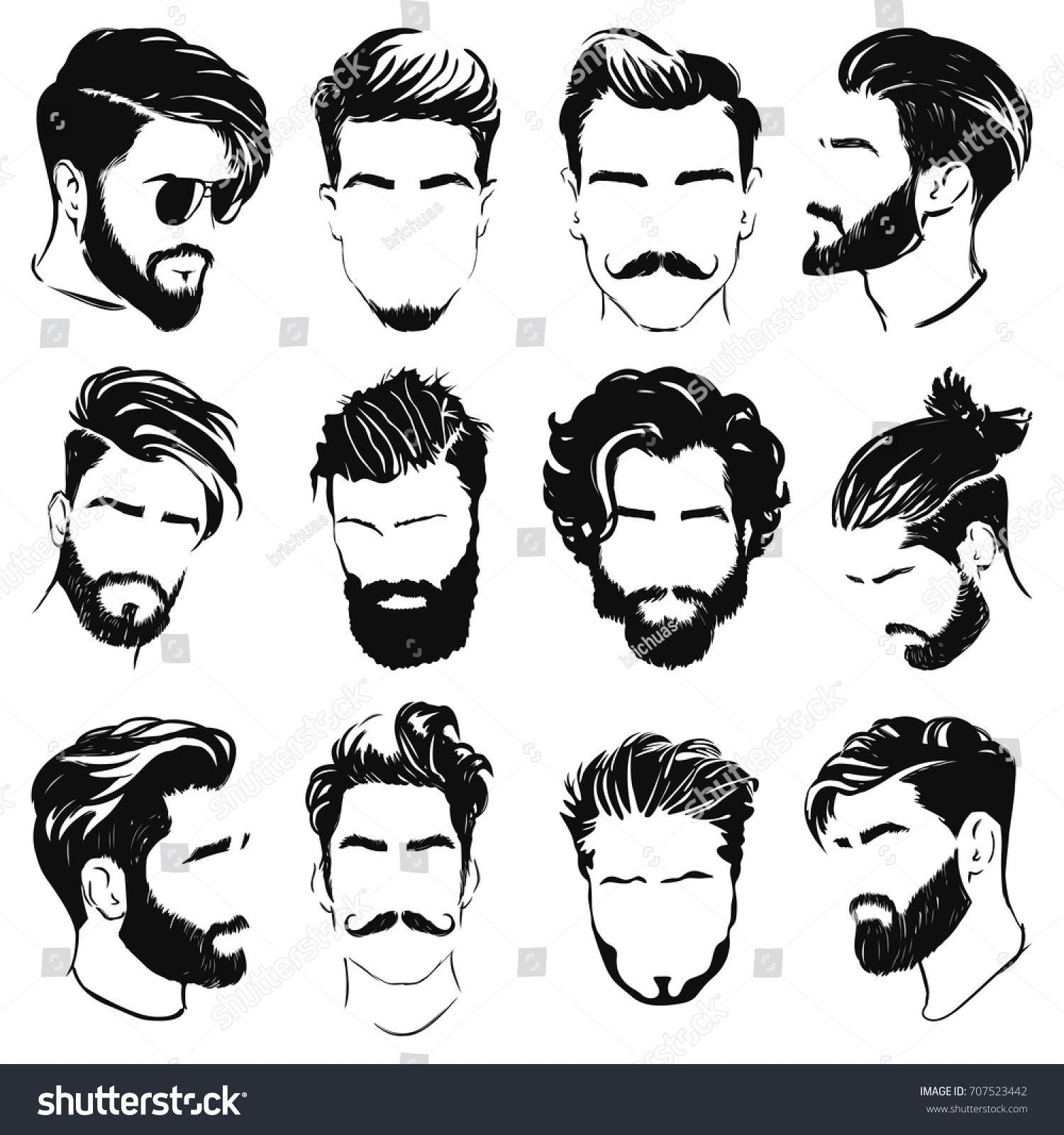 10 Amazing Drawing Hairstyles For Characters Ideas Drawing Male Hair Hair Illustration How To Draw Hair
