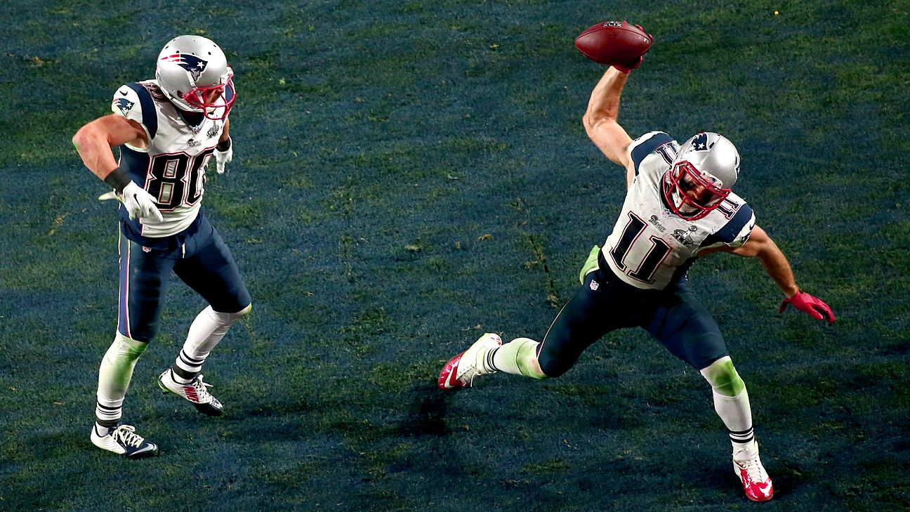Edelman Reportedly Passed Concussion Test Julian Edelman New England Patriots Patriots