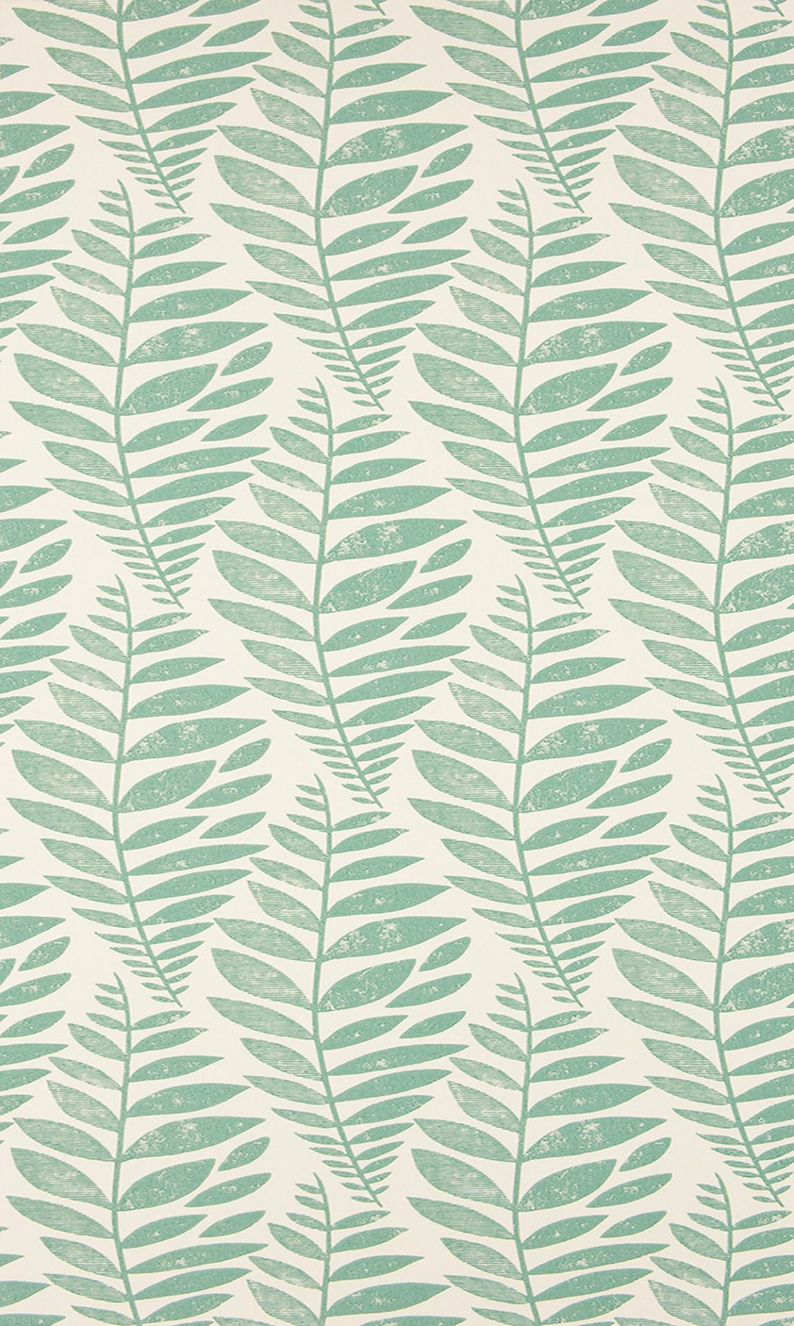 Geometric Fronds Journal Of A Nobody Green Design