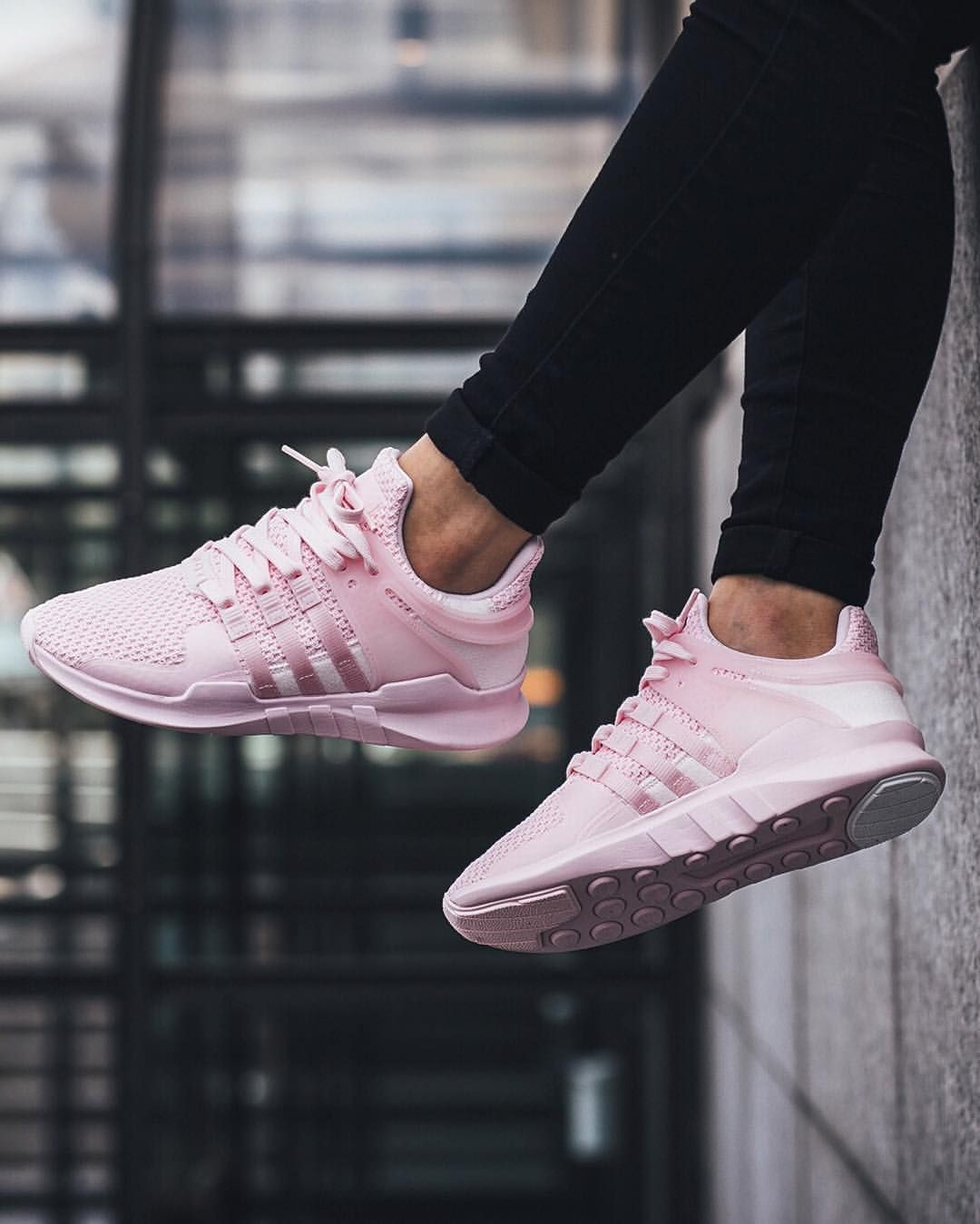 Consulta Esta Foto De Instagram De Titoloshop 6 765 Me Gusta Pink Adidas Adidas Eqt Sneakers