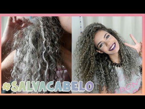 COMO LAVAR CABELO CACHEADO (DICA PRA CRESCER MAIS RAPIDO) // Fala Dantas - YouTube