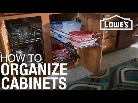 Make your kitchen work better by installing cabinet organizers. Our guide helps ... #cabinetorganizers Make your kitchen work better by installing cabinet organizers. Our guide helps ... ,  #better #cabinet #guide #helps #installing #kitchen #organizers #cabinetorganizers