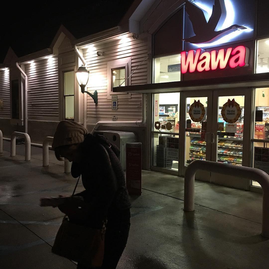 Never forget what it's like to eat a @wawa sub late at night. #eastcoast #wawa #ilovewawa #wawasub #wawaninja #fourthmeal