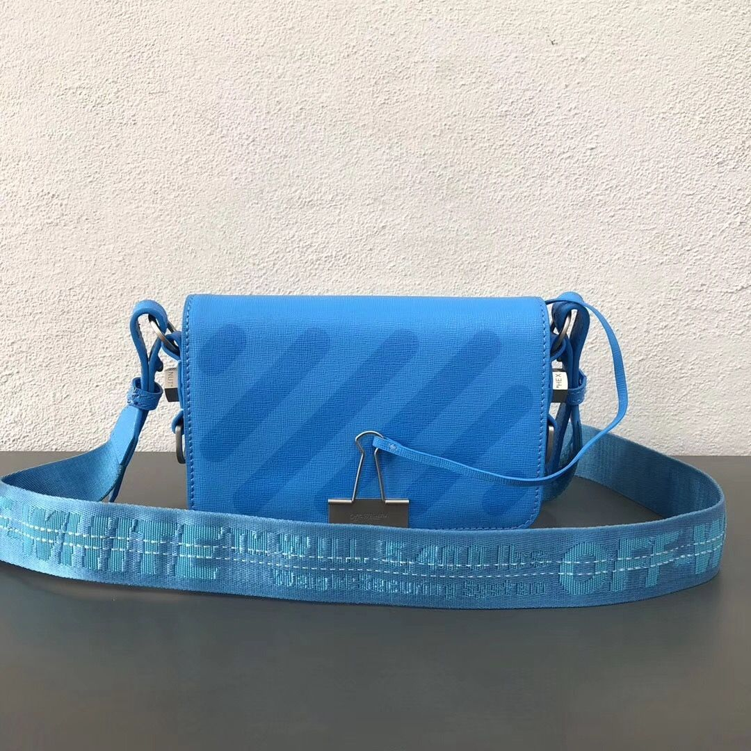 Off-White Binder Clip Flap Bag 100% Authentic 80% Off  519333c8b322a