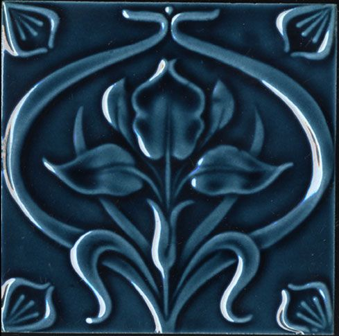 emery cie carrelages art nouveau patterns pinterest art art nouveau et carrelage. Black Bedroom Furniture Sets. Home Design Ideas