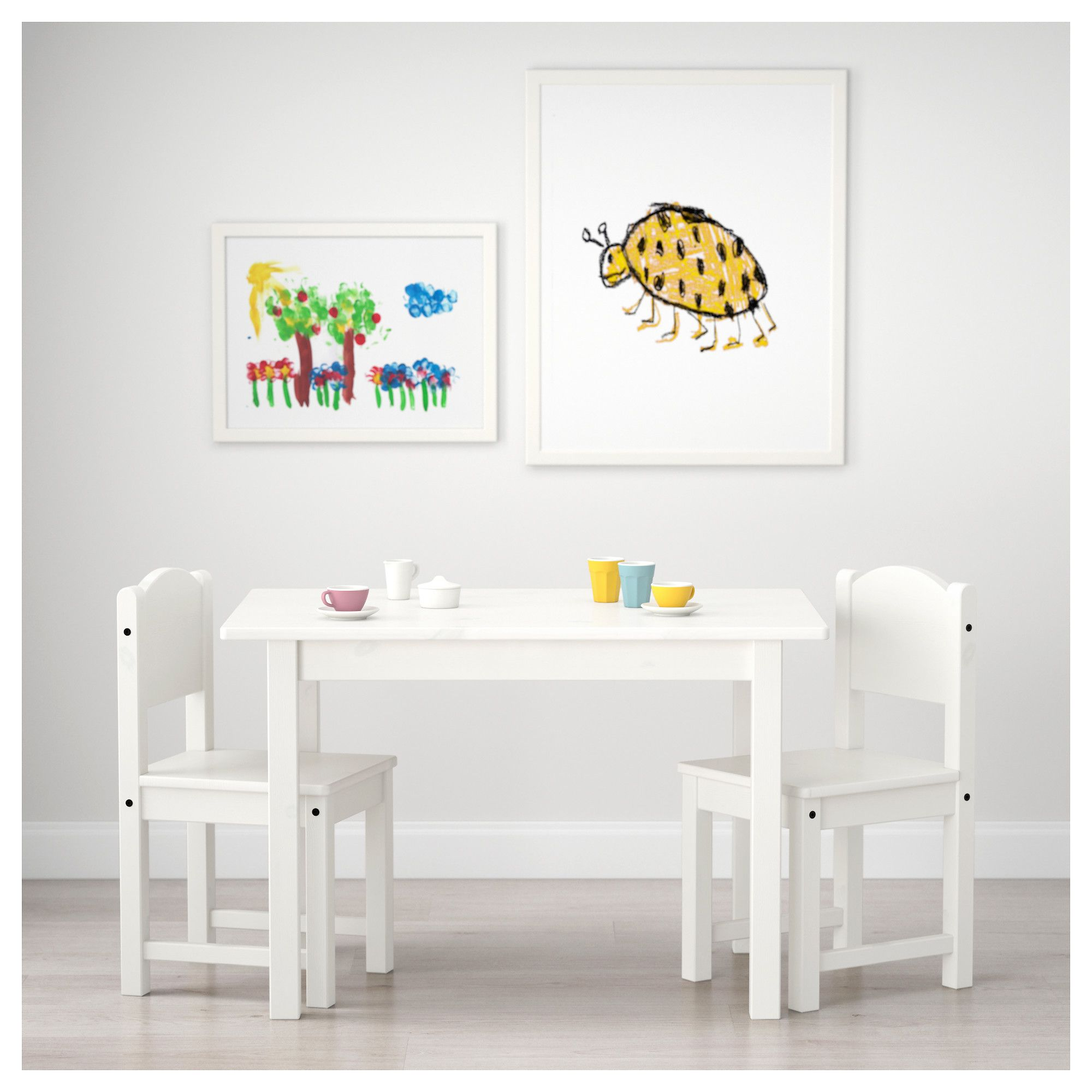 Ikea Sundvik Children S Table White Products In 2019