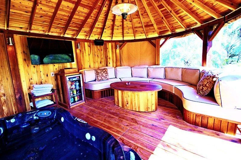 The Kensington Spa | Outdoor Hot Tub Room & Gazebo Spa | Kensington ...