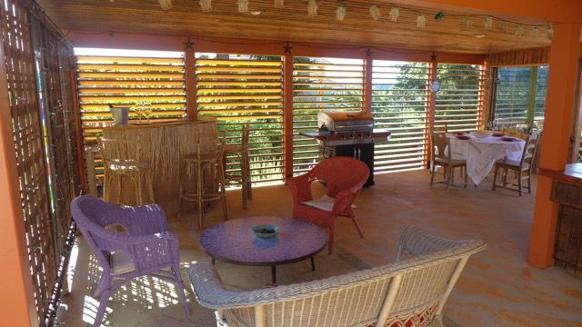 outdoor-bbq-enclosure4.jpg (640×360) | Backyard Retreats | Pinterest ...