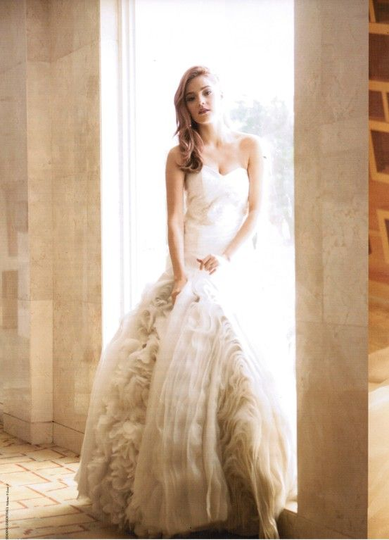 Camille Garcia Bridal Gown | Wedding Gown Feautures | Pinterest ...