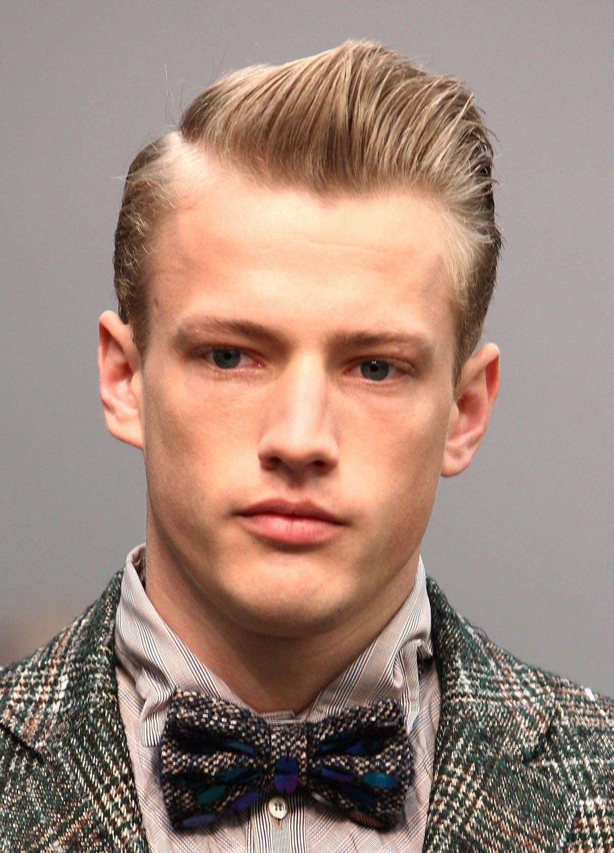 Gallery Of Classic Gelled Hairstyles For Men Cute Pinup Hairstyles