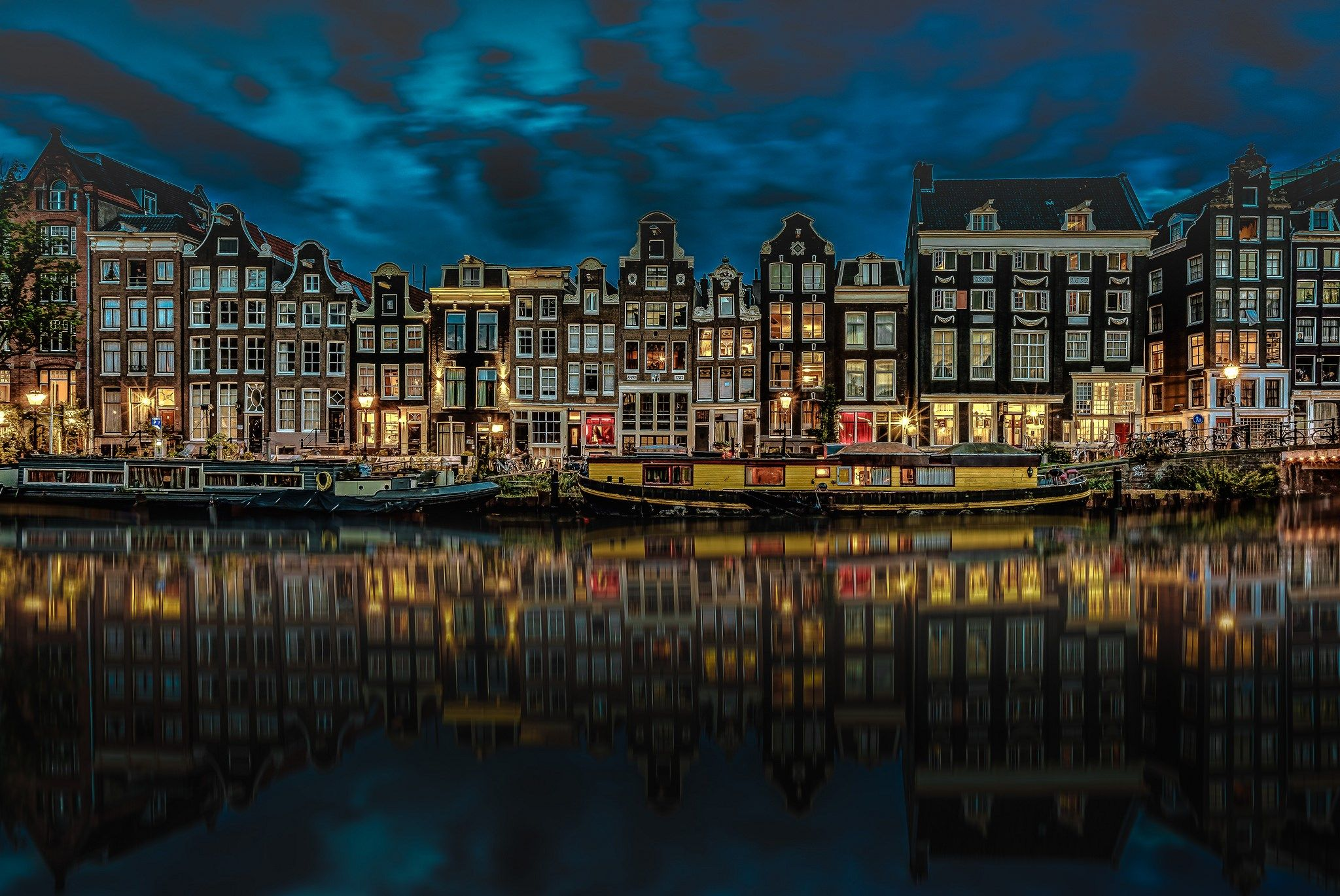 2048x1369 Px Amsterdam Wallpaper 1080p High Quality By Chancey