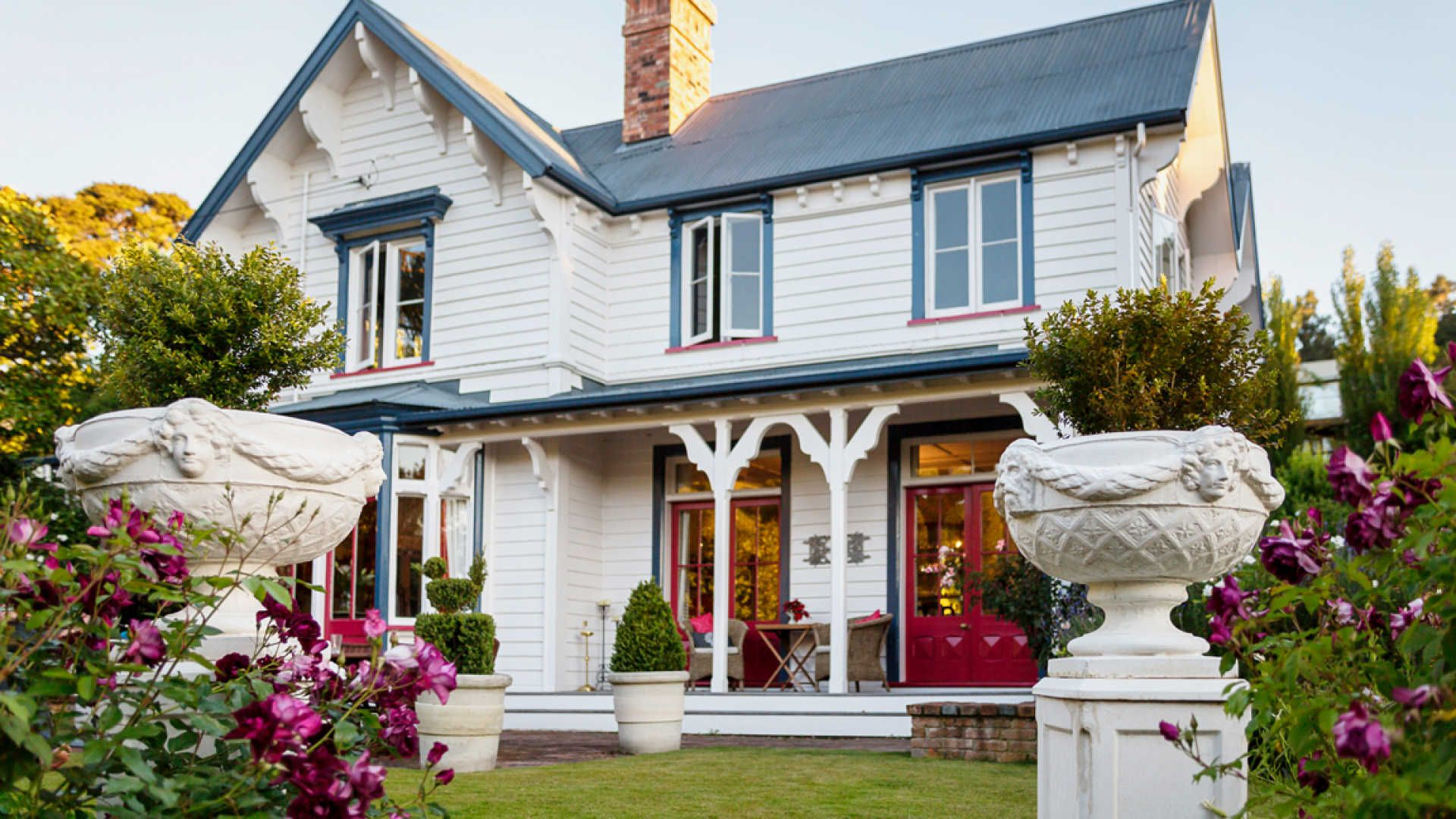 Beaufort House, Akaroa, Christchurch, New Zealand Rental