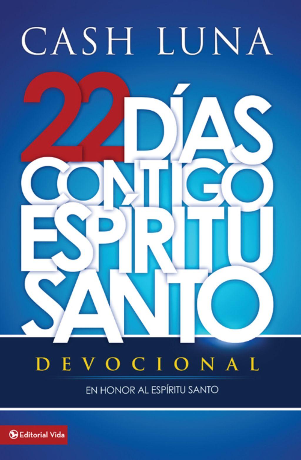 descargar libro 22 dias contigo espiritu santo pdf