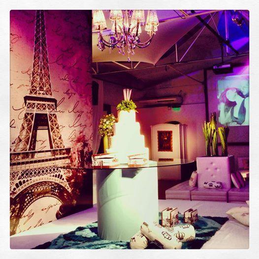 Decoracion de 15 a os una noche en paris buscar con for Decoracion de quinceanera