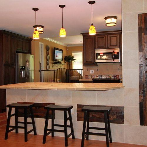 Beautiful cocinas comedor rusticas photos casas ideas - Cocina comedor rustica ...