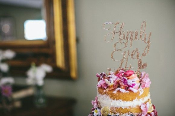 A Pretty Pastel Wedding With Vintage Touches In Shropshire